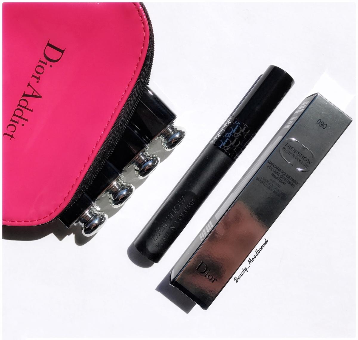 Mascara Diorshow Pump'N'Volume, Dior : Volume XXL ?