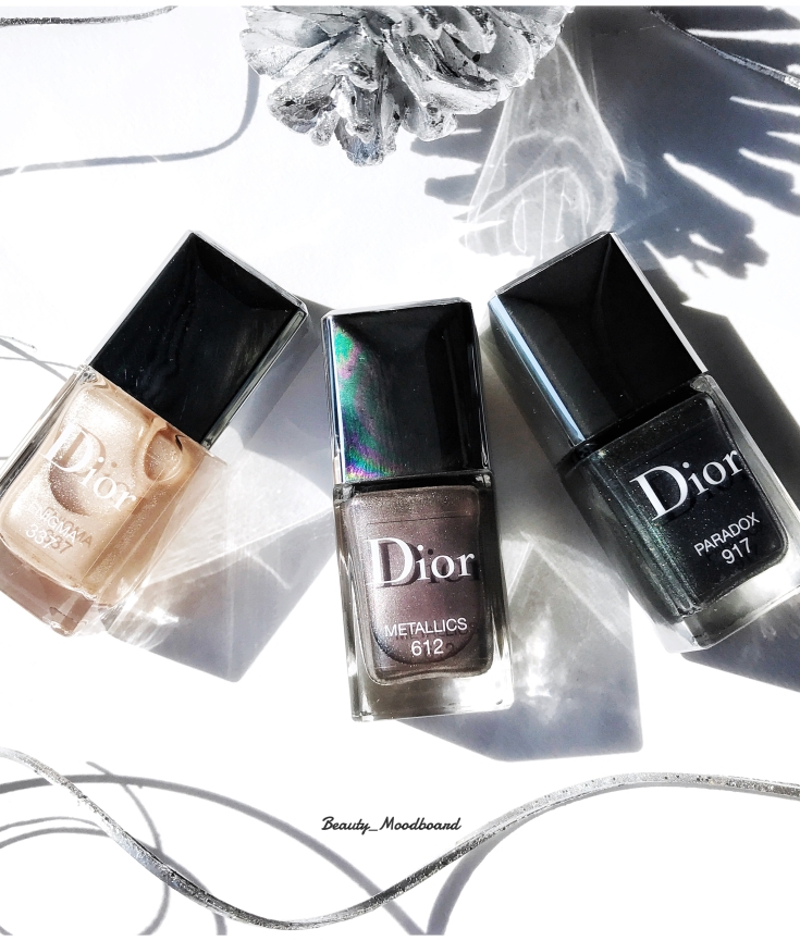 Dior vernis automne fall 2017 metallics collection - Vernis automne 2017 ...