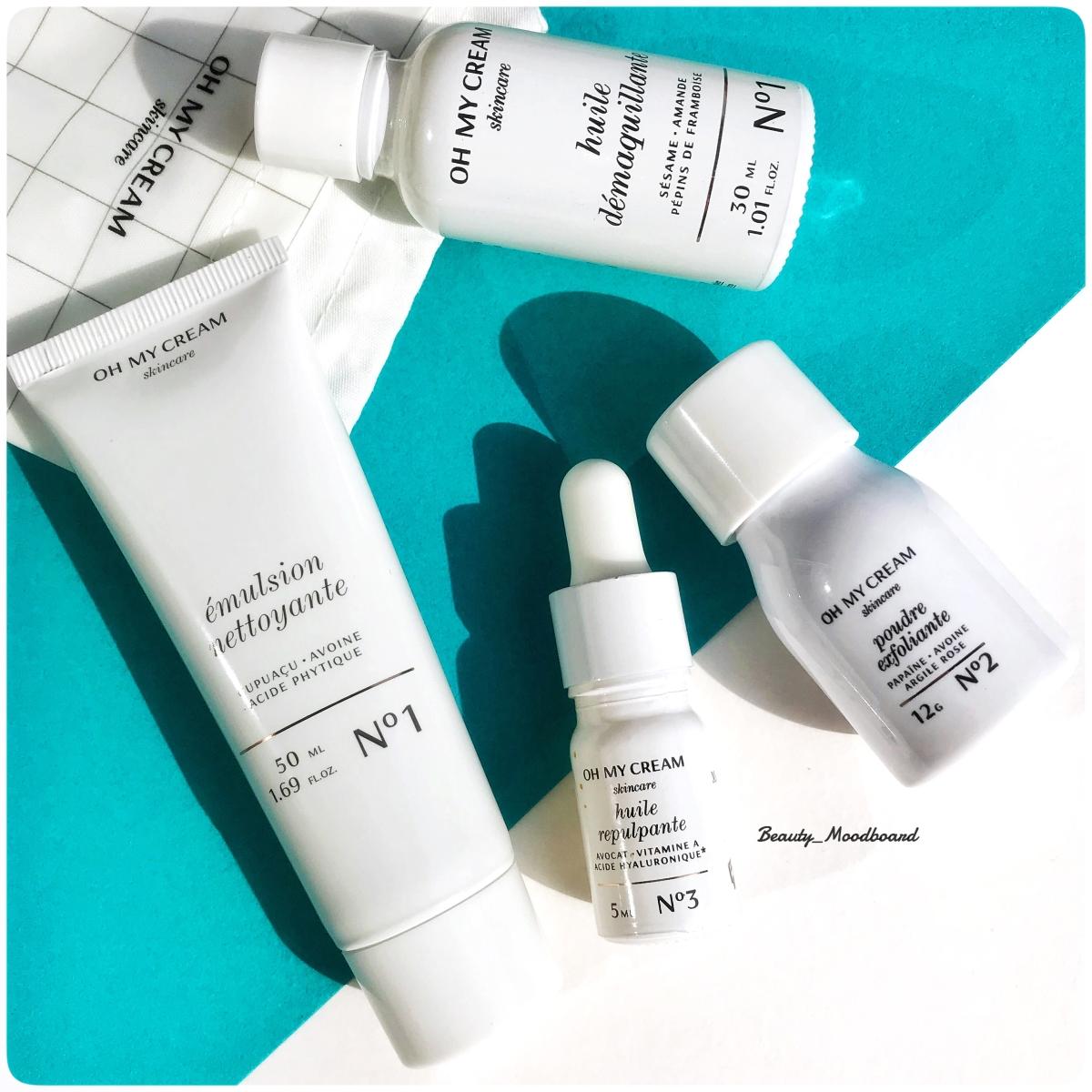 Oh My Cream Skincare, Kit de voyage Réparateur : mon avis ;)