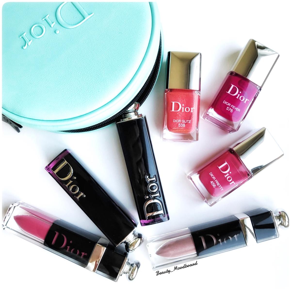 Dior Dior Addict Lacquer Plump : Mon Haul !