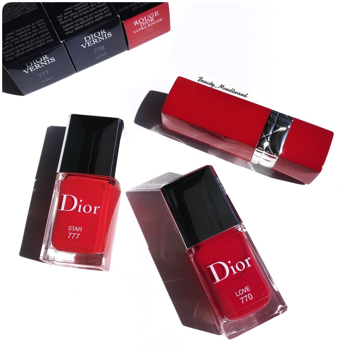 DIOROUGE Ultra Rouge Mon Haul #reddingue !
