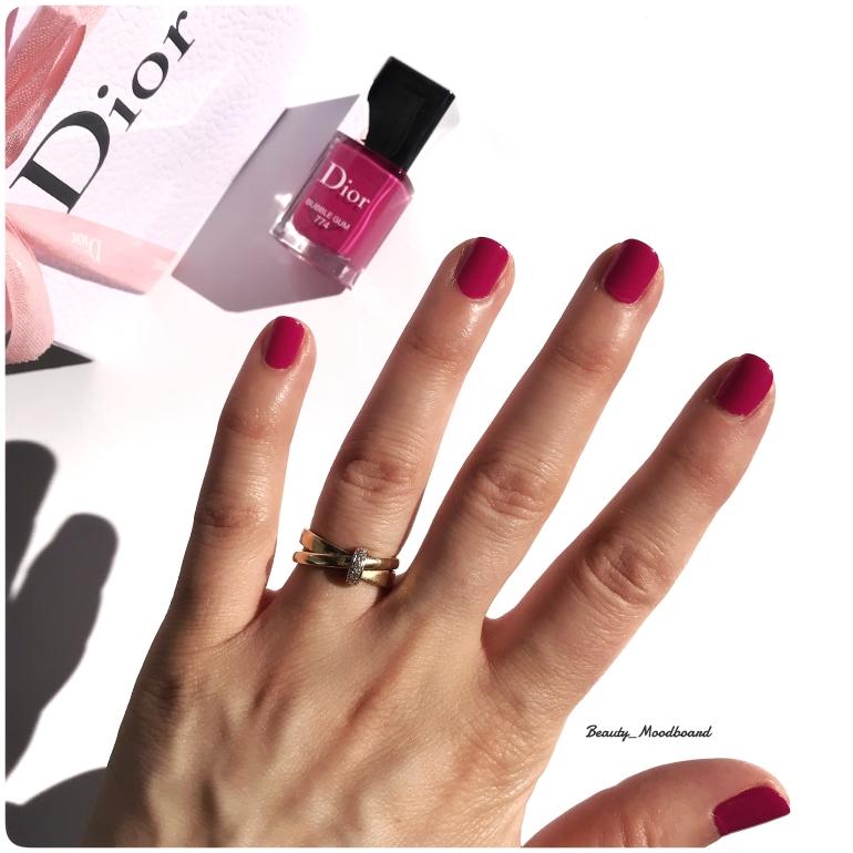 Dior Vernis Lolli'Glow Spring Look 2019 Popsicle 764