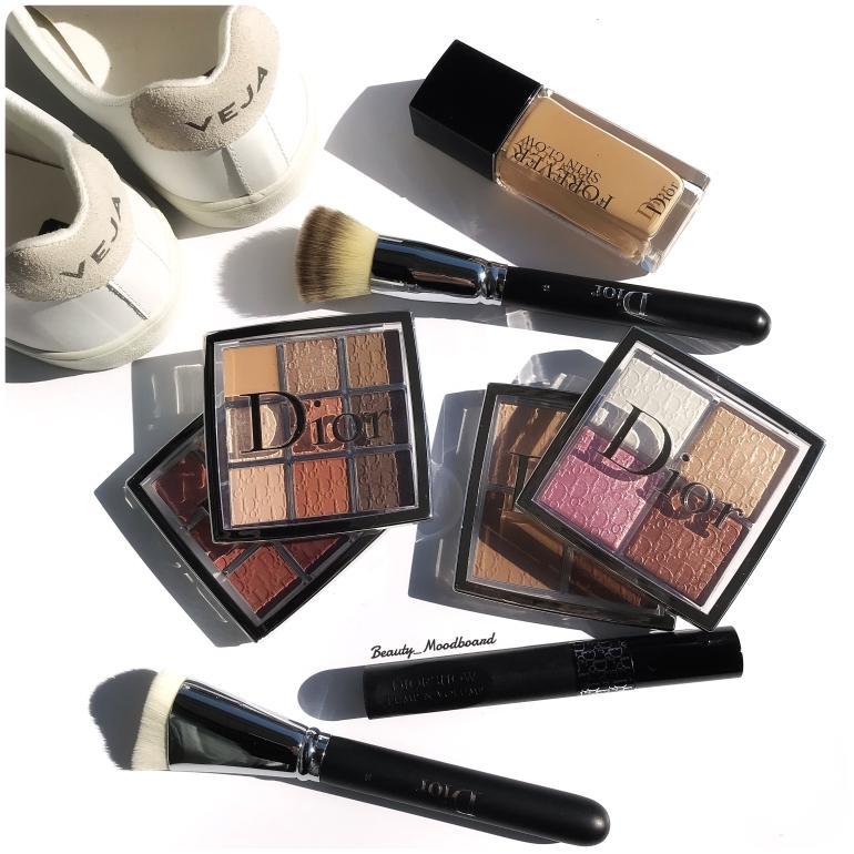 Dior Backstage Makeup Collection