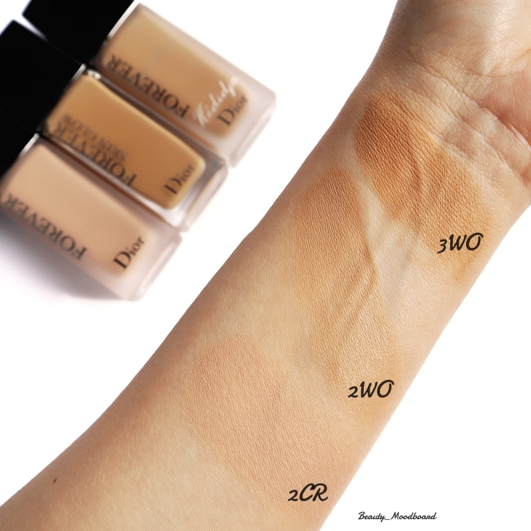 Dior Forever 3WO - 2CR - Dior Forever Skin Glow 2WO - swatch